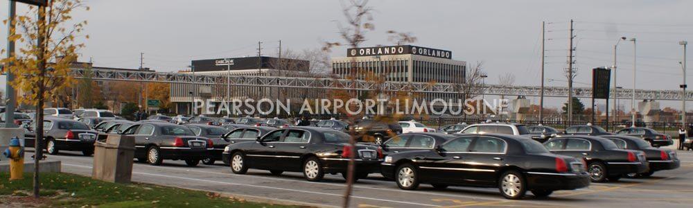 black car hire toronto airport