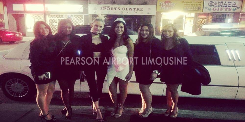 limousine rental service toronto