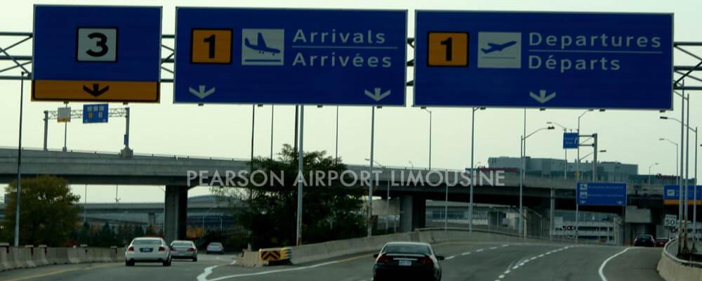 toronto airport taxi service