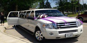 wedding limo hire toronto